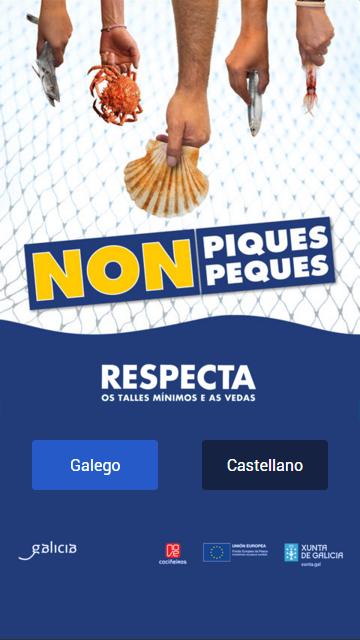 App para el fomento del consumo responsable de pescado: campaña 'No Piques No Peques'