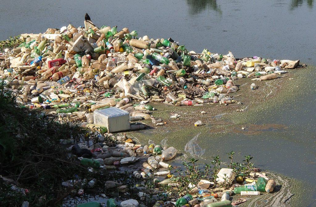 Ríos contaminados